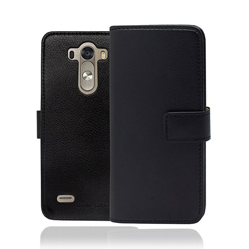 "Star-Case ® Book torbica ""Colonia"" za LG G3 crna + FOLIJA"