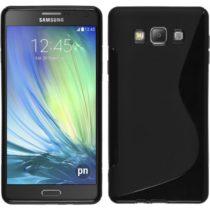Samsung Galaxy A7 ►►S line maskica ►►crna ili siva►► + FOLIJA GRATIS!