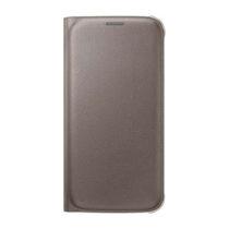 ORIGINAL SAMSUNG Galaxy S6 Flip cover - zaštitna futrola ZLATNI