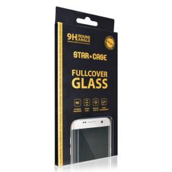 Zaštitno kaljeno staklo Samsung S7 Edge CRNO + folija GRATIS 100% prekriva ZASLON (OD RUBA DO RUBA)