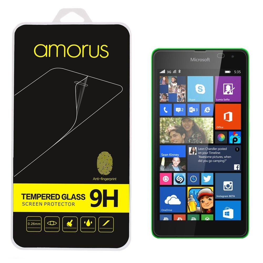Zaštitno kaljeno staklo NOKIA Lumia 535 - SAMO 0,3mm debljina 9H