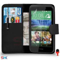HTC DESIRE 320 PREKLOPNA FUTROLA 3 BOJE (novčanik)