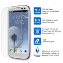 Zaštitno kaljeno staklo Samsung S3 zaobljeno - SAMO 0,3mm debljina