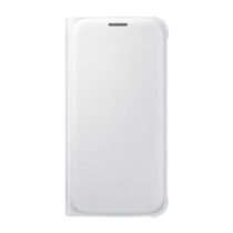 ORIGINAL SAMSUNG Galaxy S6 Flip cover - zaštitna futrola BIJELA