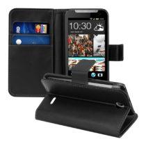 HTC DESIRE 310 PREKLOPNA FUTROLA CRNA ILI ROZA (novčanik)