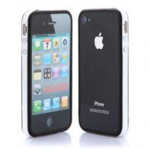 iPhone 4 (4S) color bumper + prednja i stražnja folija GRATIS!