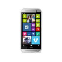 HTC ONE (M8) prozirna 0,3mm ULTRA TANKA zaštitna maskica + FOLIJA GRATIS!