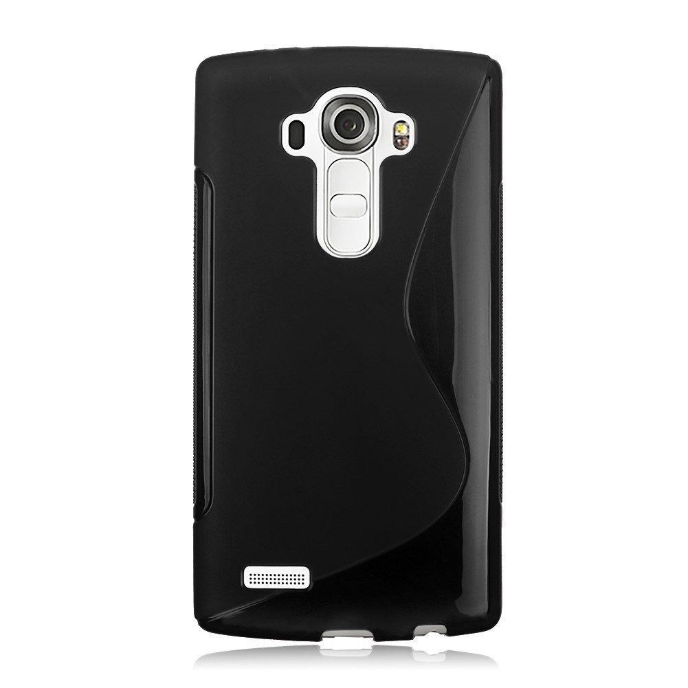 LG G4 - Crna S - Line maskica + FOLIJA (opcija)