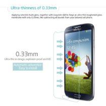 Zaštitno kaljeno staklo Samsung S4 - zaobljeno - SAMO 0,3mm debljina