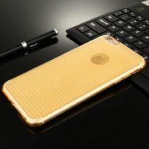 Baseus GLITTER GOLD ultra tanka zaštita za iPhone 6 / 6S NOVO!