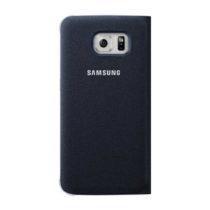 ORIGINAL SAMSUNG Galaxy S6 edge Flip cover - zaštitna futrola CRNA