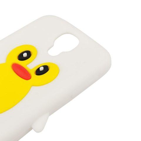 Apple iPhone 4/4S 3D maskica white penguin ✯ Poklon LCD Zaštita ✯49KN!