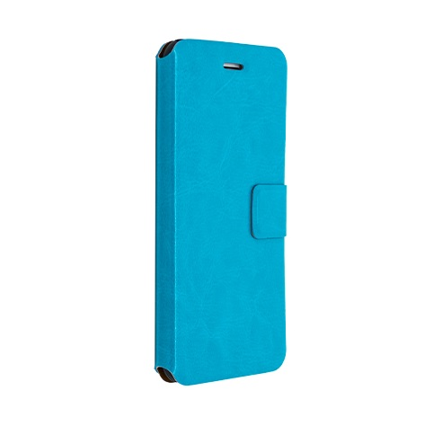 Book Case NOVČANIK View za Apple iPhone 6 + FOLIJA GRATIS - PLAVA
