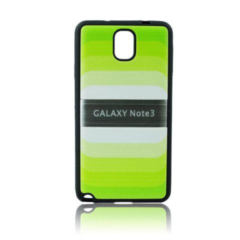 Blun Rainbow - Case SAMSUNG i9190 Galaxy S4 Mini (zelena)
