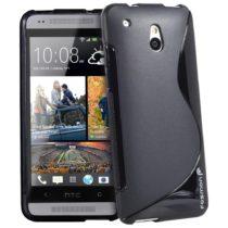 HTC ONE mini - Crna ili bijela S Line maskica
