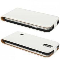 Samsung A7 KOŽNA PREKLOPNA FUTROLA crna ili bijela