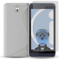HTC Desire 610 - S- Line maskica (PROZIRNA) + FOLIJA (OPCIJA)