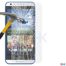 Zaštitno kaljeno staklo HTC Desire 620 zaobljeno - SAMO 0,3mm debljina