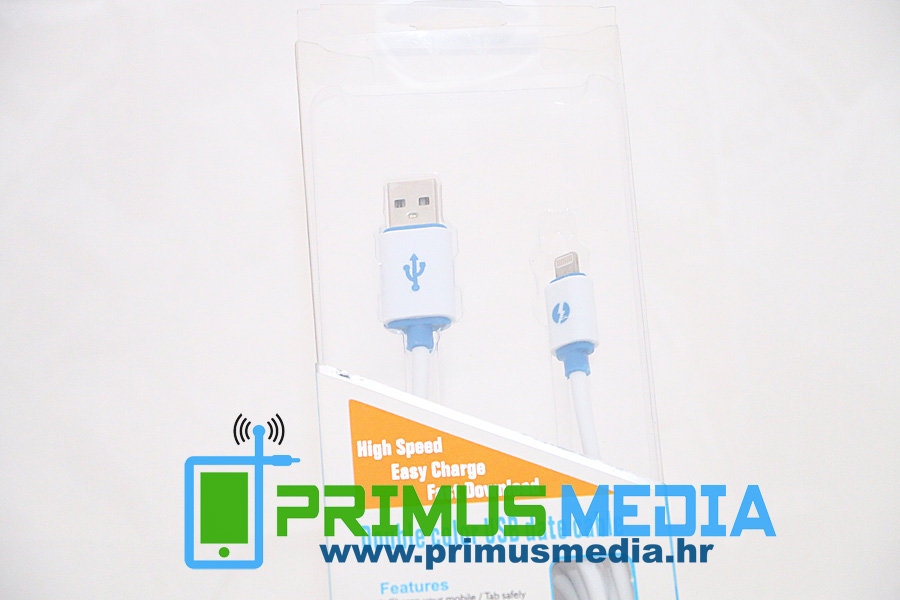High Speed USB Lightning kabel iPhone 5 / 5S / 6 / 6+/ BRZO PUNI
