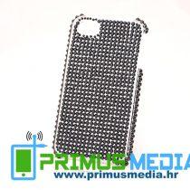 iPhone 4 (4S) CRNI DIJAMANT + 2 FOLIJE GRATIS! POVOLJNO!