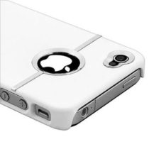 iPhone 4 (S) White diamond + 2 FOLIJE GRATIS!