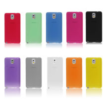 Samsung Galaxy Note3 III N9000 N9005 Misty hot pink ULTRA TANKA maskica