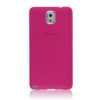 Samsung Galaxy Note3 III N9000 N9005 Misty hot pink ULTRA TANKA maskica