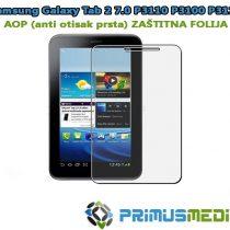 Samsung Galaxy Tab 2 7.0 P3110 P3100 P3113 AOP ZAŠTITNA FOLIJA
