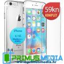 iPhone 6 / 6S maskica + kaljeno staklo KOMPLET: SAMO 59KN!