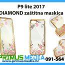 P9 lite 2017 DIAMOND zaštitna maskica