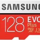 Samsung 128GB 100 MB/s Class 10 U3 Memorijska kartica Evo Plus MicroSD