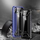 Baseus Michelin Case Designer za Apple iPhone XS / X (plava)