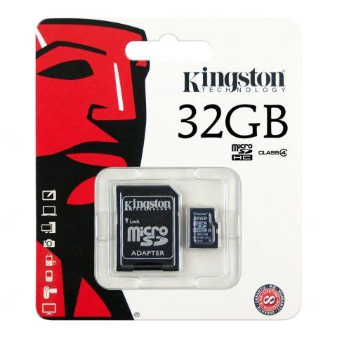 32GB class 4