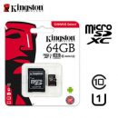 KINGSTON 64GB memorijska kartica CLASS 10 – 80MB/s