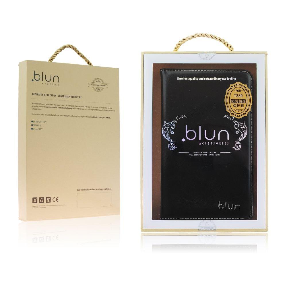 "Samsung Galaxy Tab 4 - 10"" Etui Book - crna kožna BLUN KVALITETA! MHS"