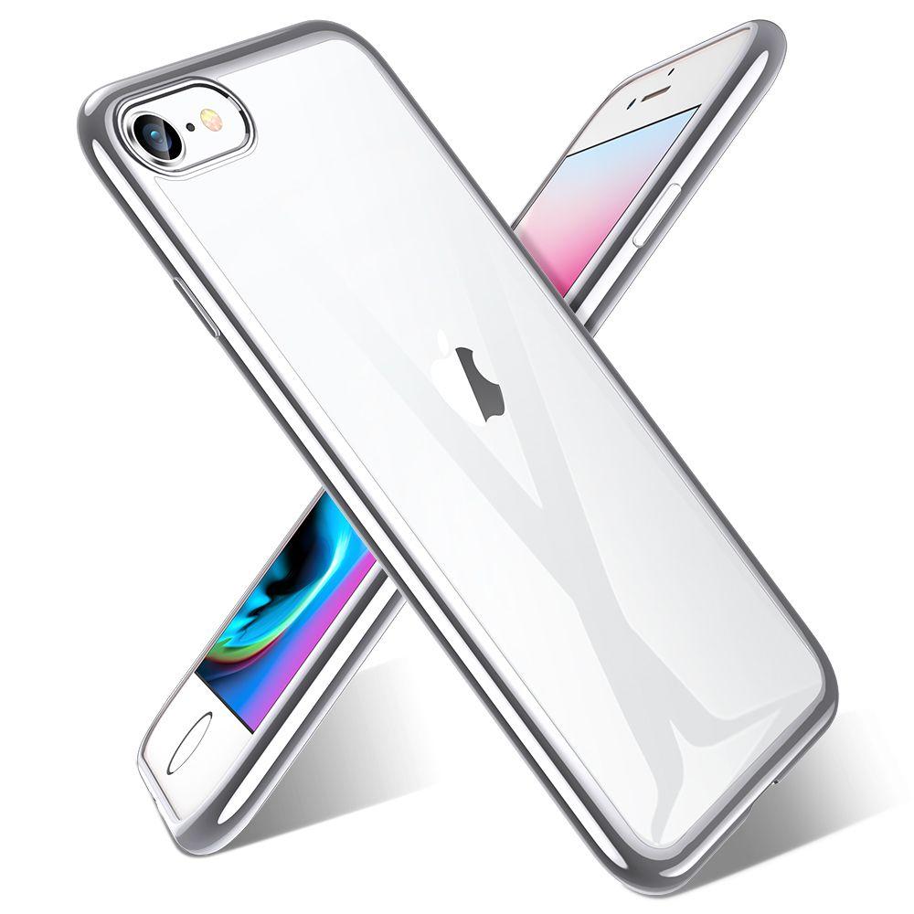 ESR ESSENTIAL CROWN zaštita za iPHONE 7/8/SE 2020 (silver)