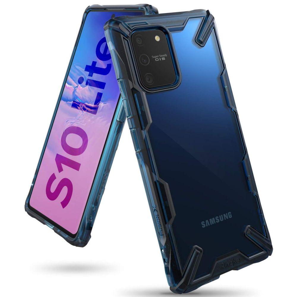 RINGKE FUSION X zaštita za Samsung GALAXY S10 lite (SPACE BLUE)
