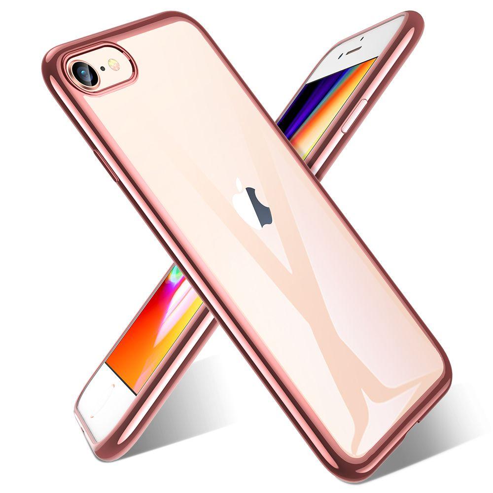 ESR ESSENTIAL CROWN zaštita za iPHONE 7/8/SE 2020 (rose gold)